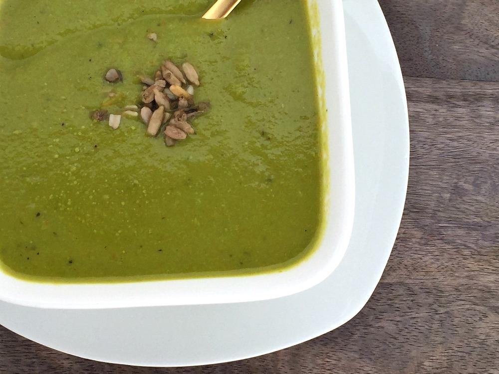 Gluten-Free Split Pea Soup 2
