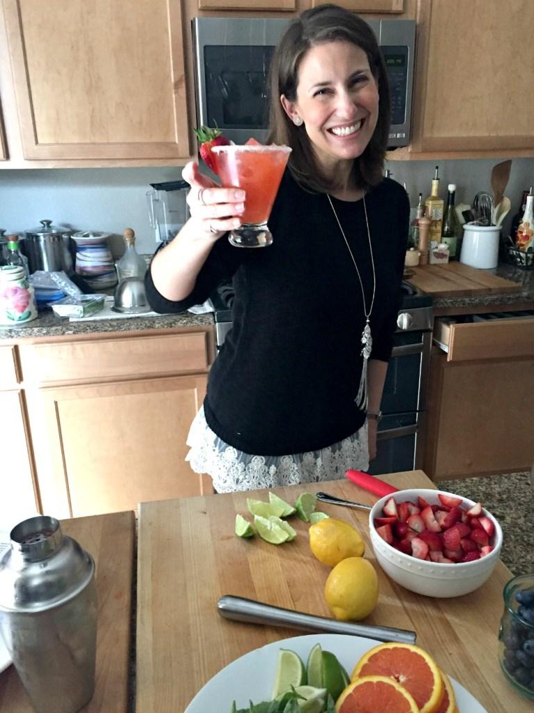 Jenny cheers