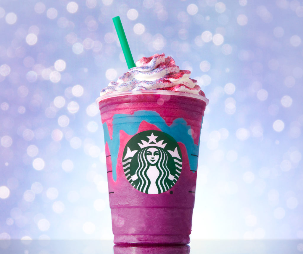 UnicornFrappuccino - Starbucks is Marketing to Children