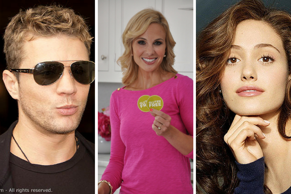7 Celebrities that Make Gluten-Free Look Good (Guest Post)