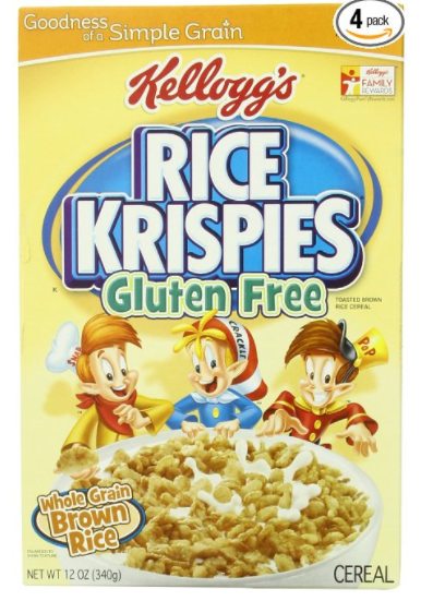 Are Rice Krispie Treats Gluten-Free - Kellogg's Gluten-Free Rice Krispies Discontinued