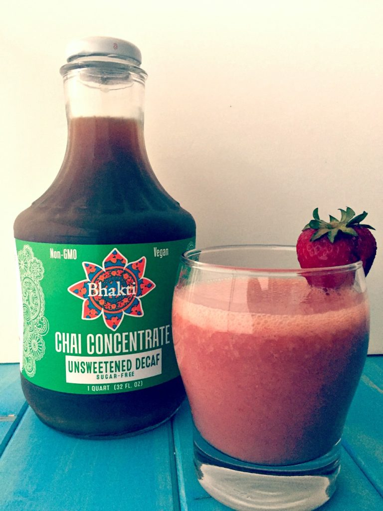 Chai Fruit Smoothie 2