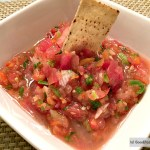 Farmstand pico de gallo - header