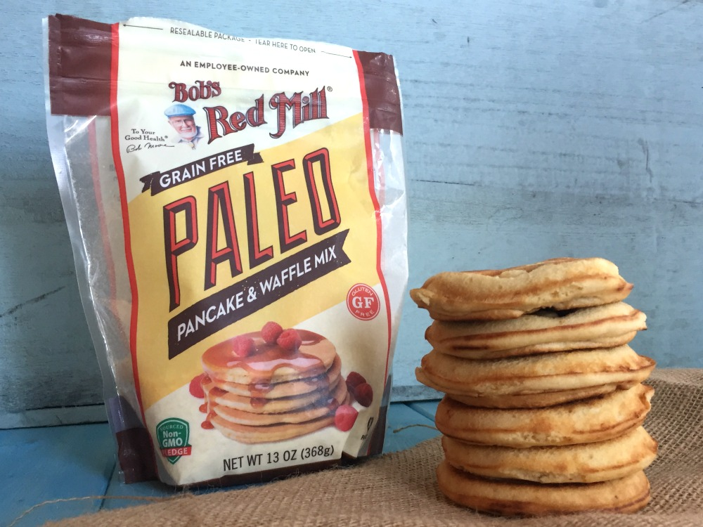 Bob's Red Mill Paleo Pancakes - Good For You Gluten Free 4