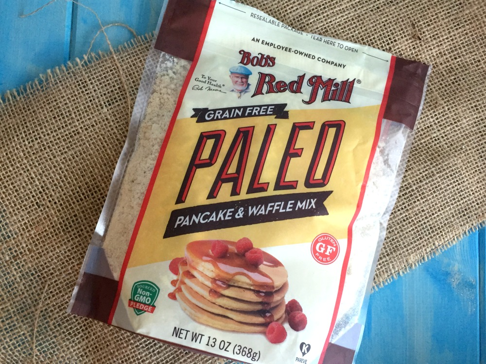 Bob's Red Mill Paleo Pancakes - Good For You Gluten Free 6