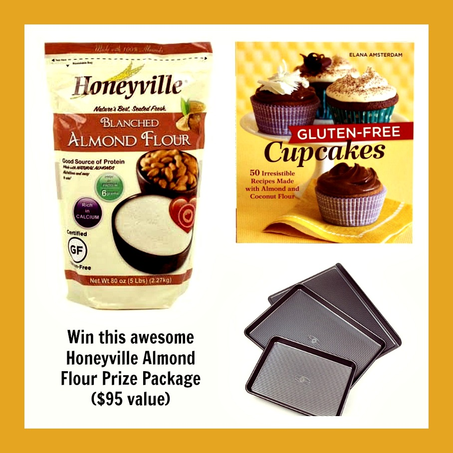 Honeyville Almond Flour Prize Package