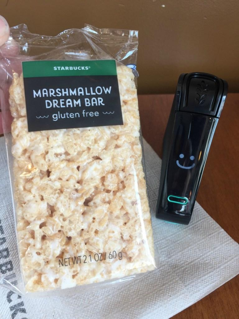 Starbucks Marshmallow Dream Bar - Gluten-free