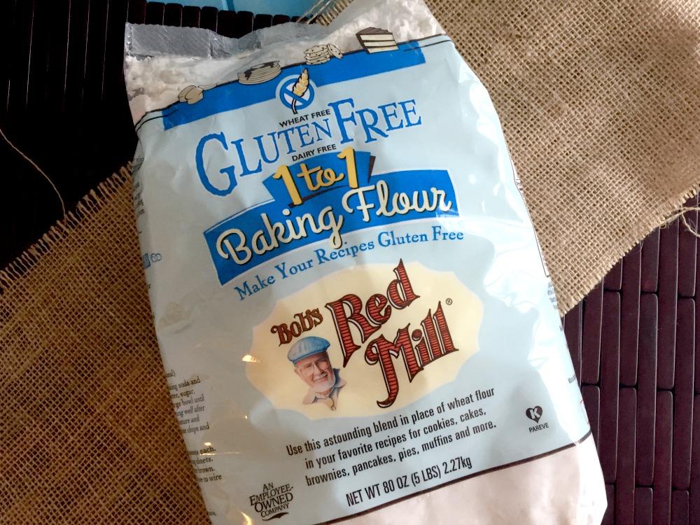 Bob's 1-to-1 gluten free flour