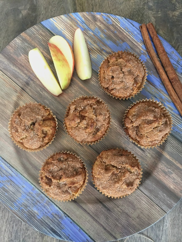Gluten-Free Apple Pie Muffins with Almond Flour 3
