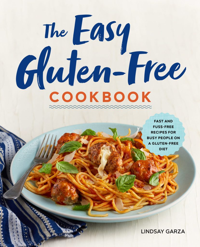 The Easy Gluten-Free Cookbook 1