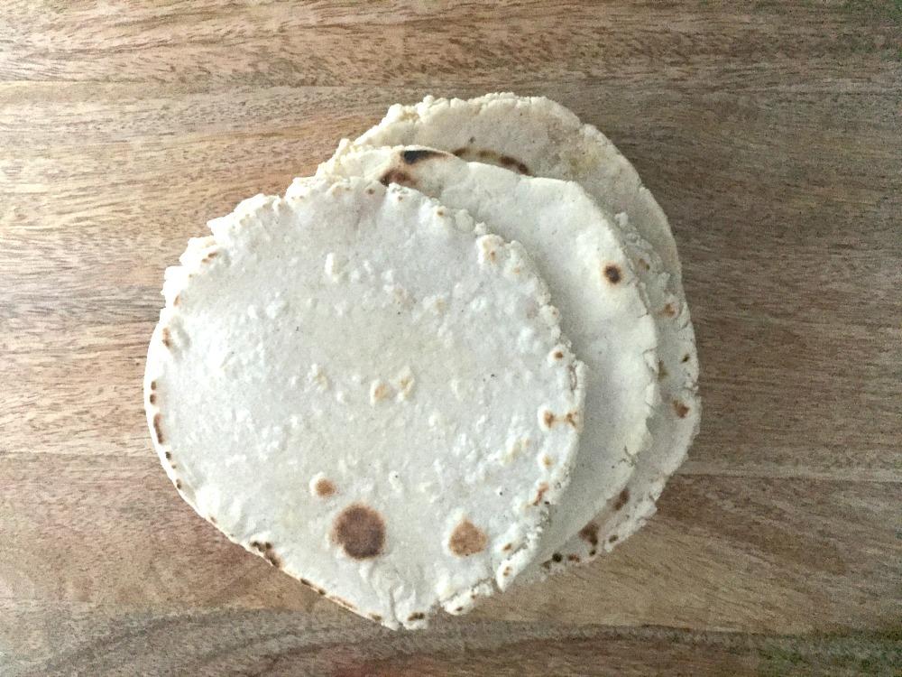 Cassava Flour Tortillas 2