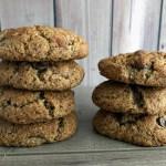Gluten-Free Hazelnut Flour Chocolate Chip Cookies 2