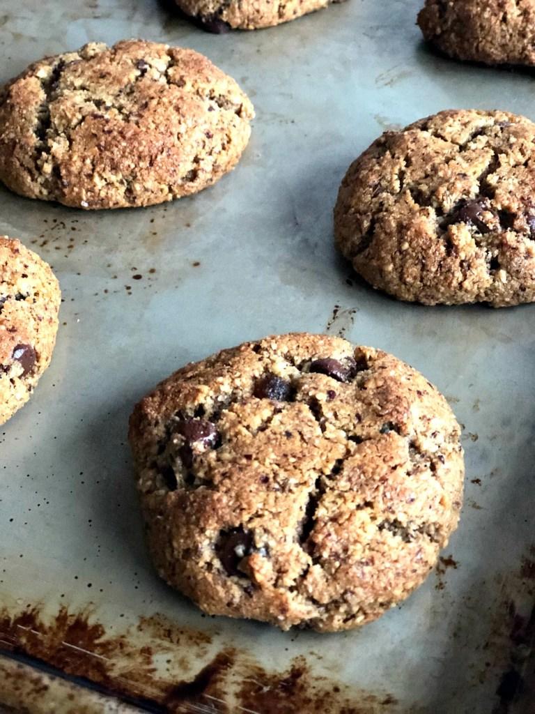 Gluten-Free Hazelnut Flour Cookie 7