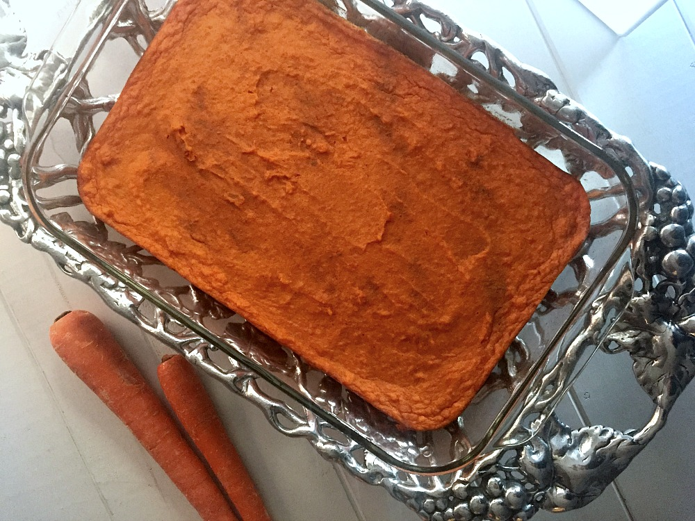 Gluten-Free Carrot Souffle