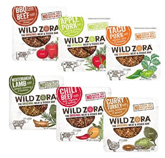 Gluten-Free Snack Ideas: Wild Zora