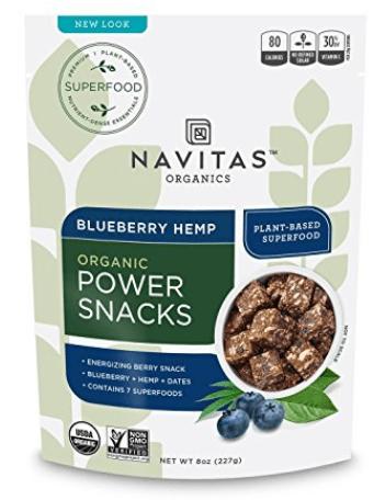 Gluten-Free Snack Ideas: Navitas