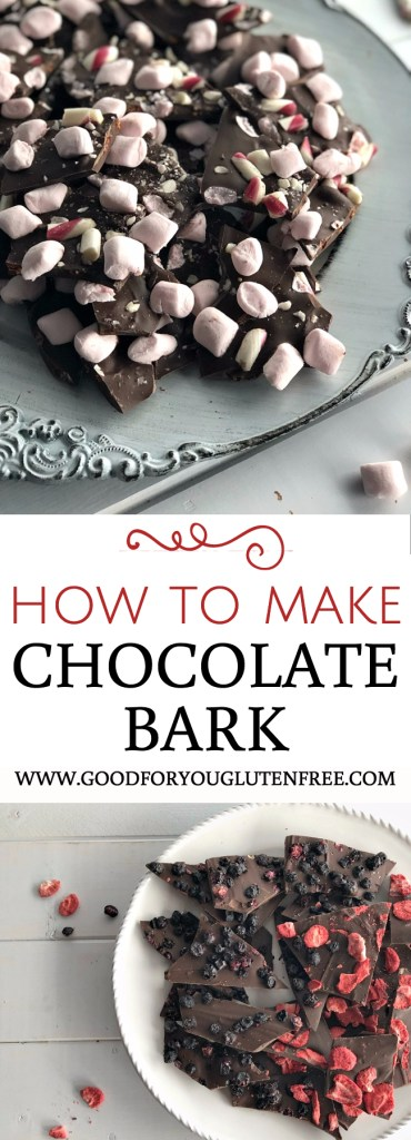 Chocolate Bark Recipes - Good For You Gluten Free