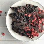 Freeze Dried Fruit Chocolate Bark 5