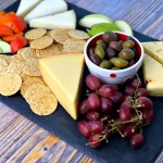 Cheese Platter Presentation - Good For You Gluten Free 2