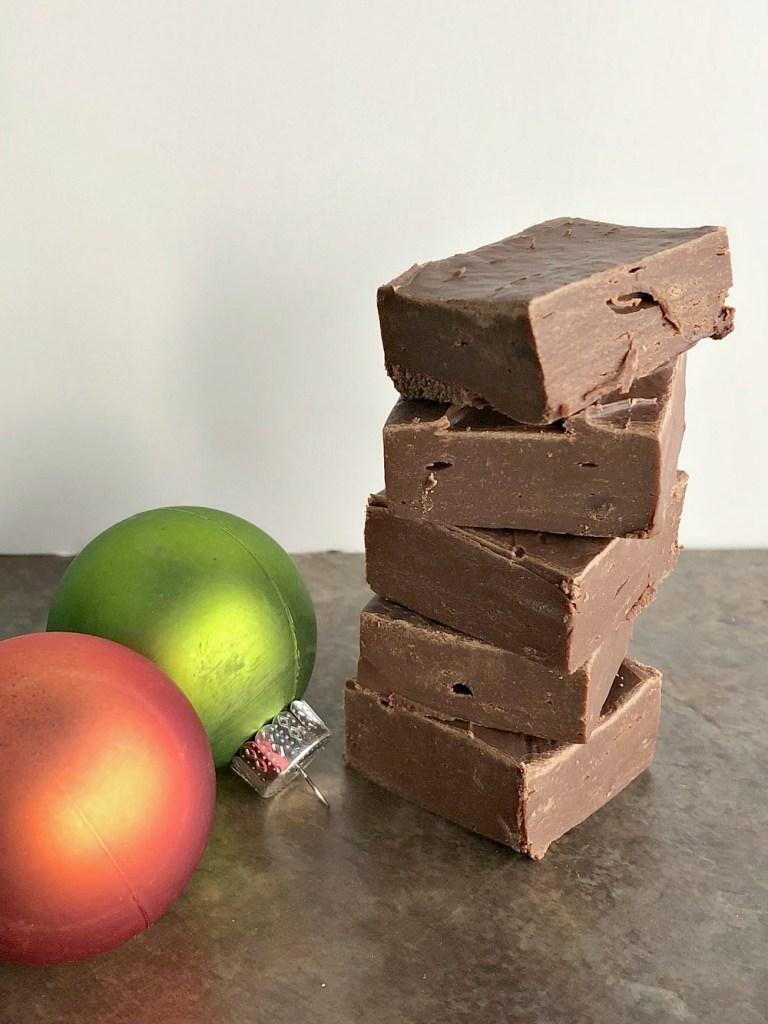 Gluten-Free Chocolate Fudge 4