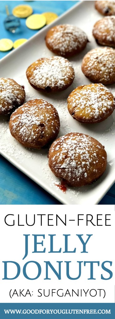 Gluten-Free Jelly Donuts - Good For You Gluten Free