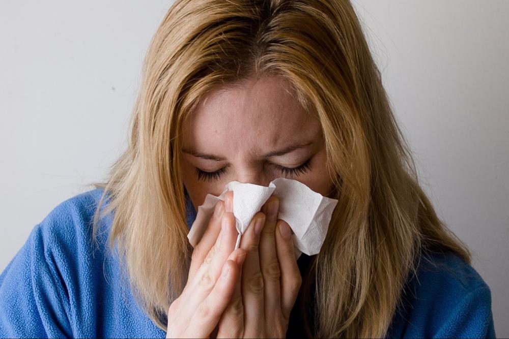 How to not get sick header