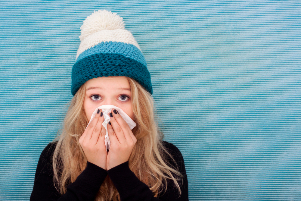 How to Not Get Sick this Cold and Flu Season