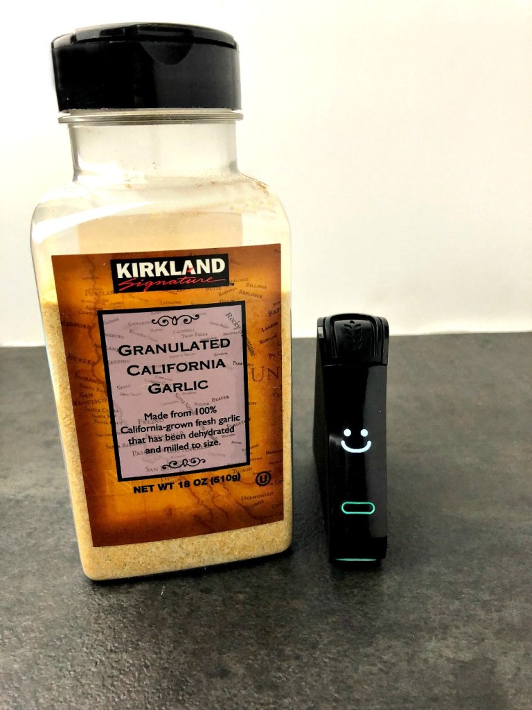 Costco Nima Test reveals Kirkland Garlic Powder is gluten free