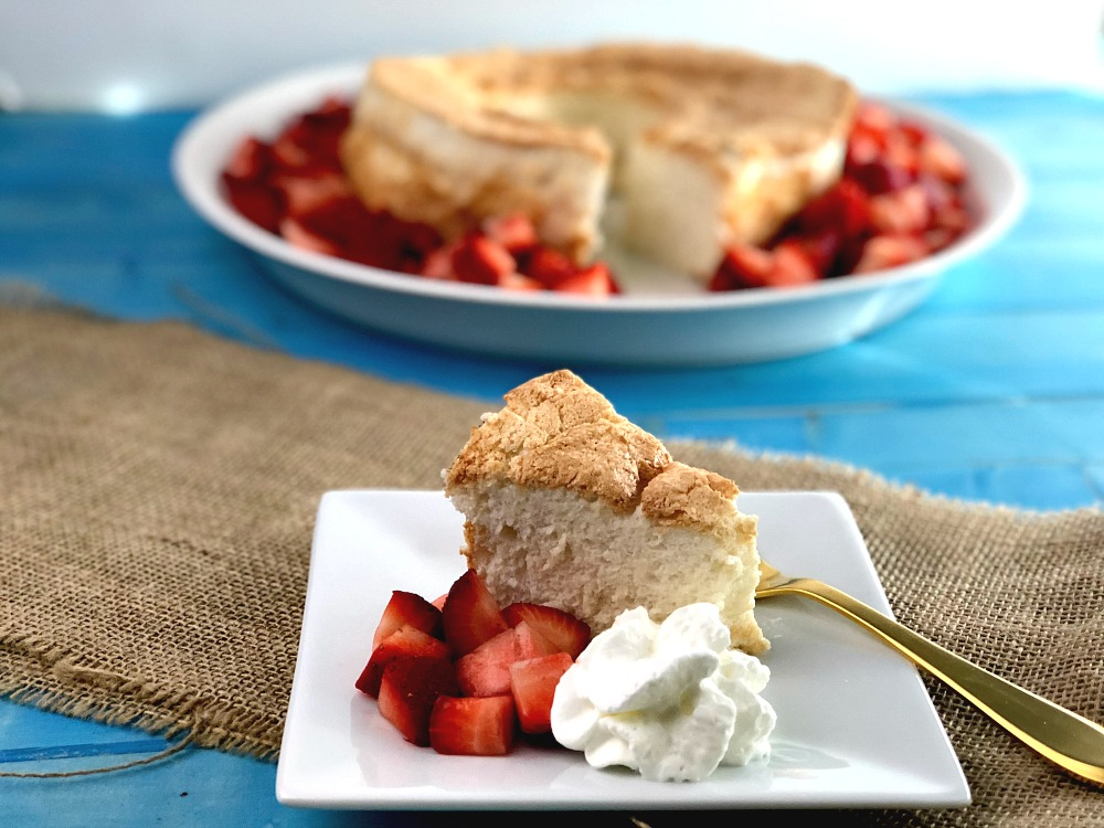Gluten-Free Angel Food Cake Recipe 7