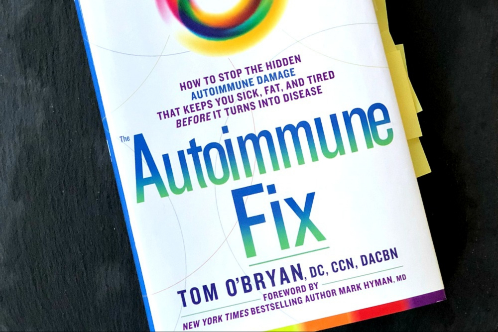 The Autoimmune Fix Book Review Header