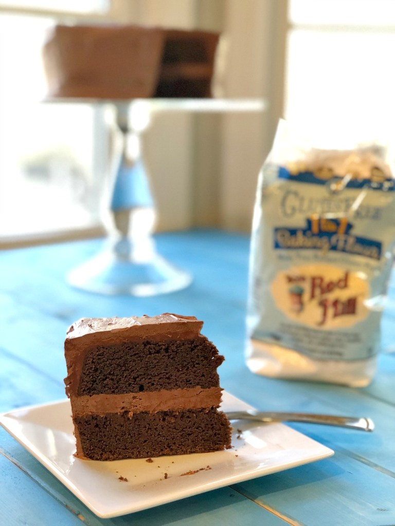 Gluten-Free Devils Food Cake Recipe 13