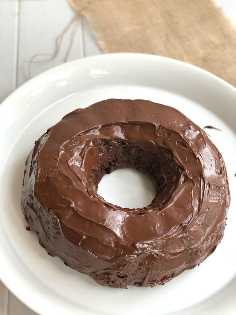 Gluten-Free Chocolate Quinoa Cake 1