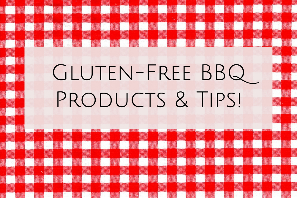 Gluten-Free BBQ Products and Tips