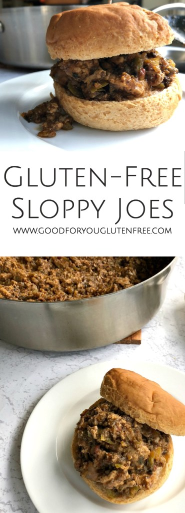 Gluten-Free Sloppy Joe Recipe - Good For You Gluten Free