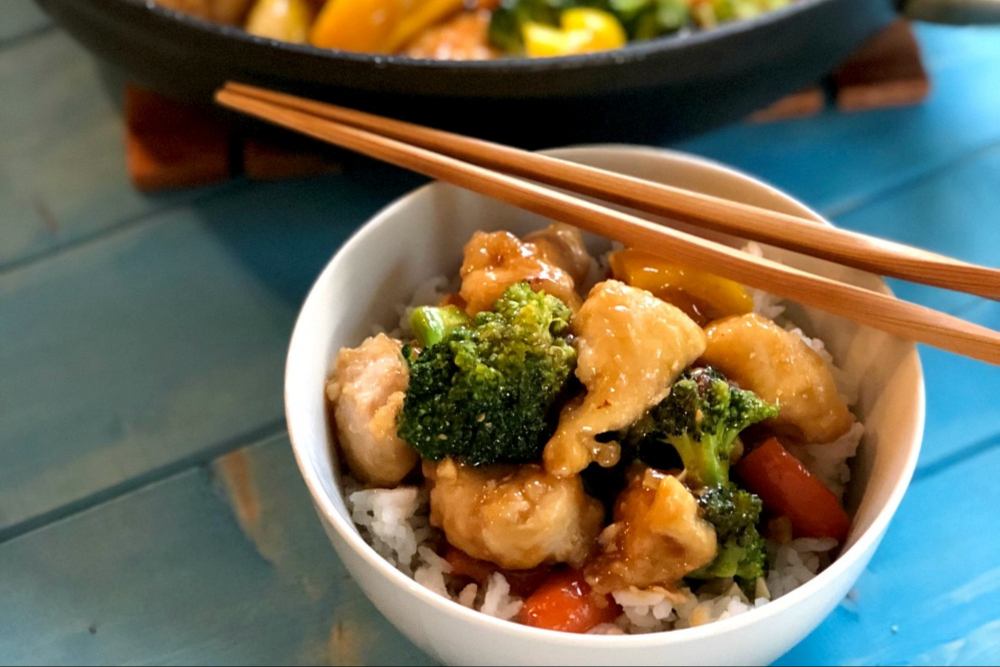 Gluten-Free Orange Chicken Recipe