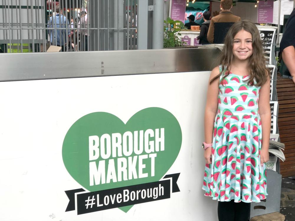 Borough Market and Sydney