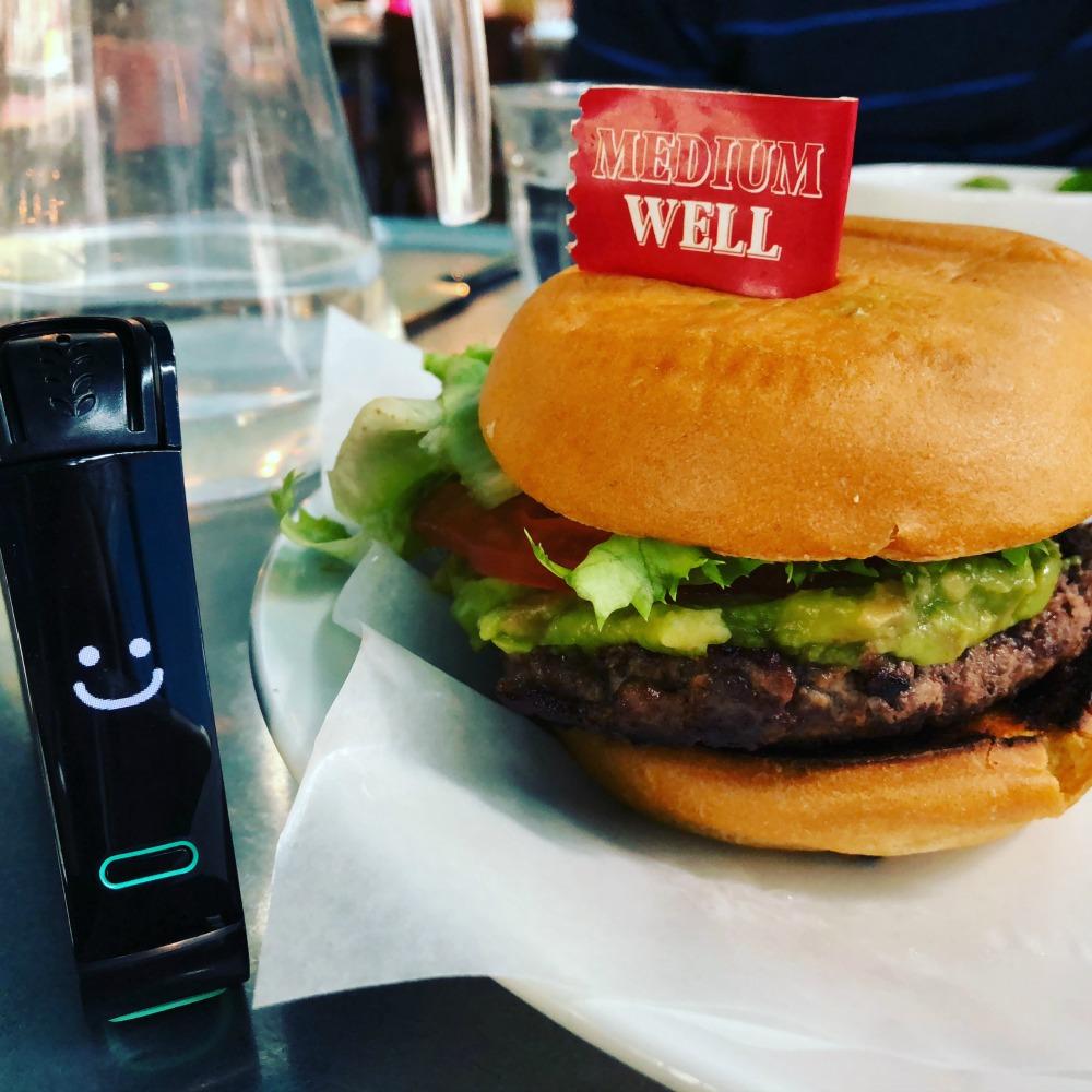 Byron Burger gluten-free restaurant in London