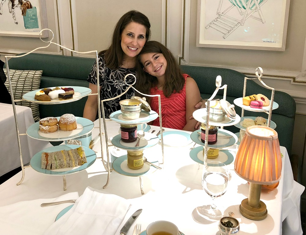 Fortnum and Mason Afternoon Tea Jenny and Sydney