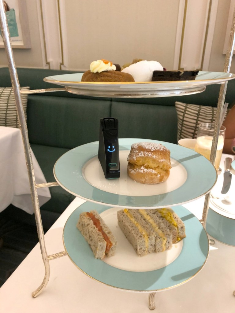Gluten-Free Afternoon Tea Fortnum & Mason