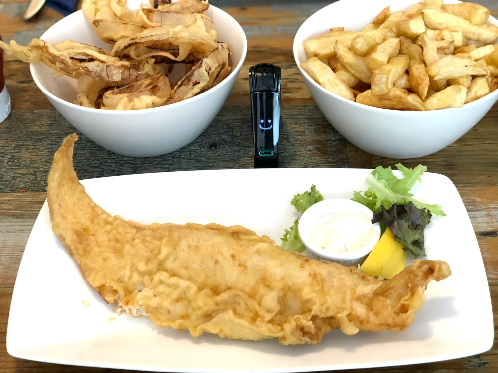 Gluten-Free Fish and Chips in UK - Hobsons