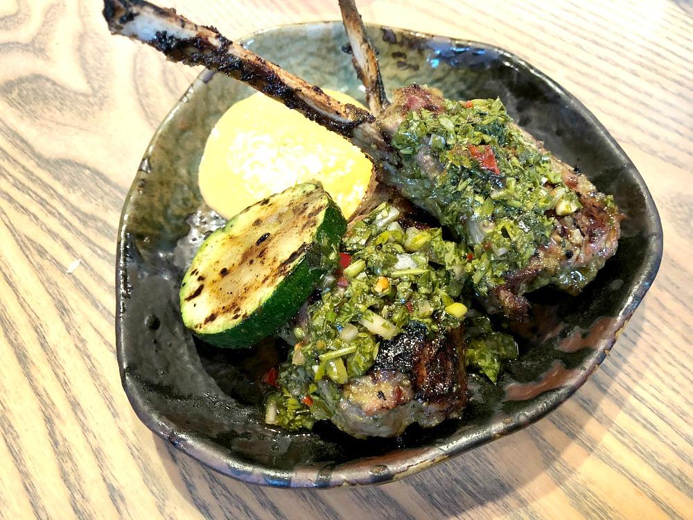 Mommi Lamb Chops - Gluten Free London Restaurant 1