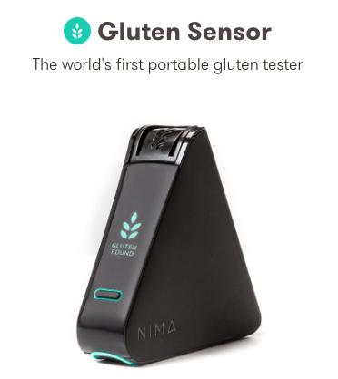Nima Sensor Screenshot