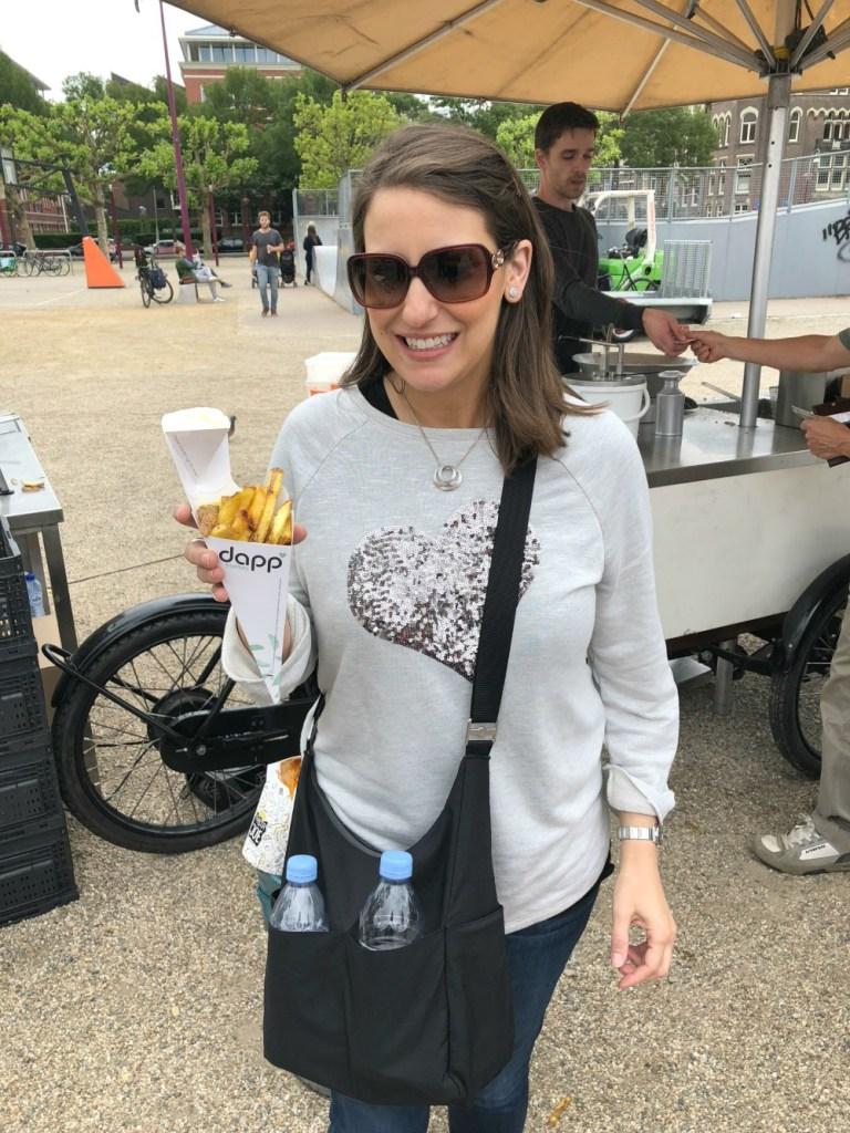 Dapp gluten-free chips in Amsterdam