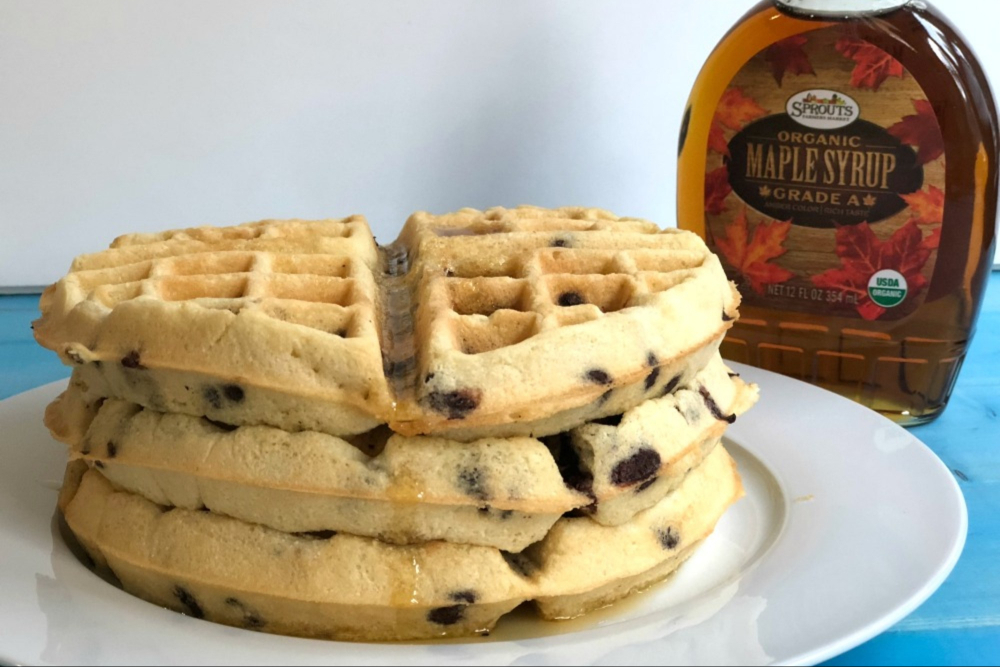 Birch Benders Paleo Toaster Waffles to the Rescue!