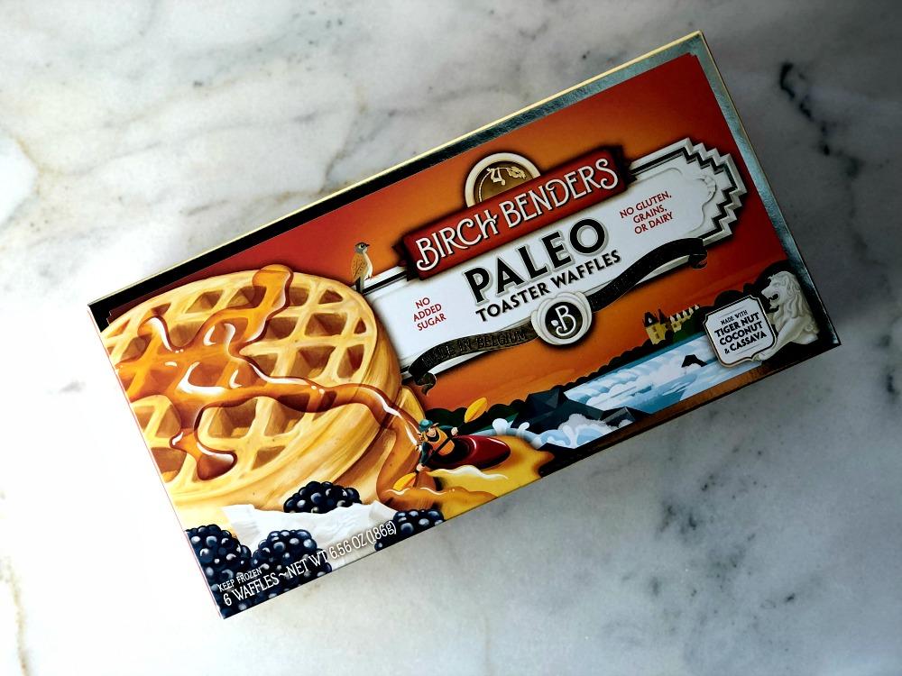 Paleo Toaster Waffles Birch Benders