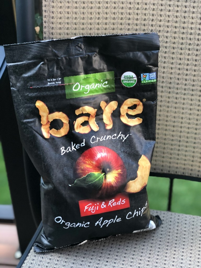 Whole 30 Snack Ideas - Bare Apple Chips