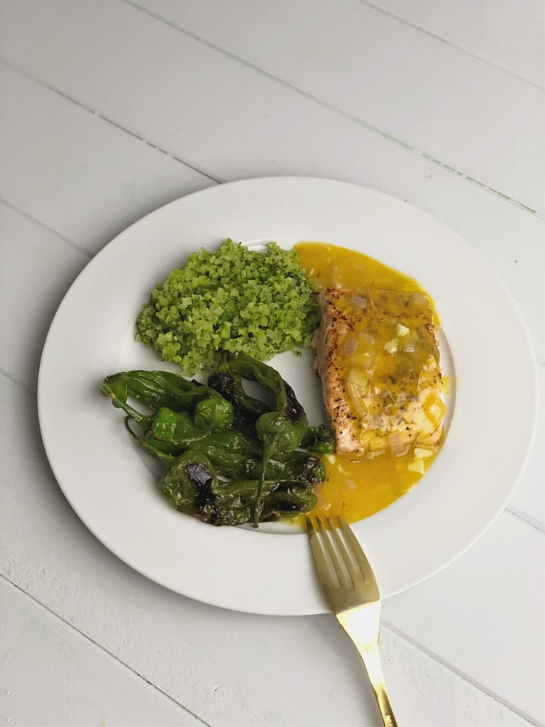 Whole30 Salmon With Orange Sauce Good For You Gluten Free