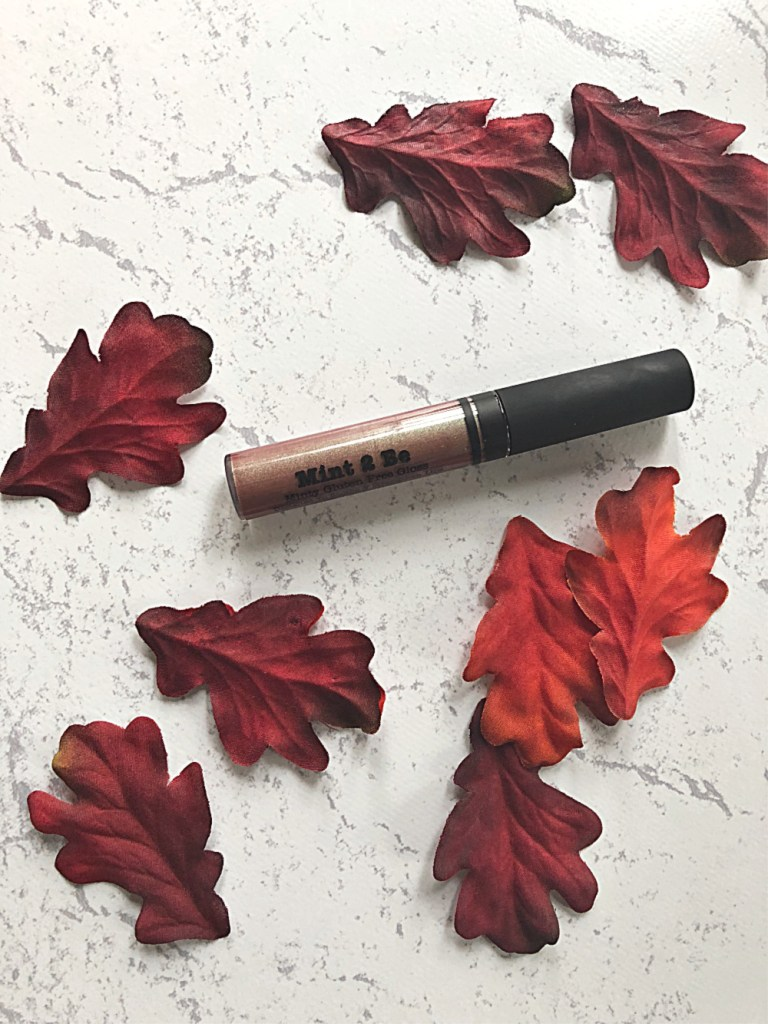 Red Apple Lipstick Fall Color