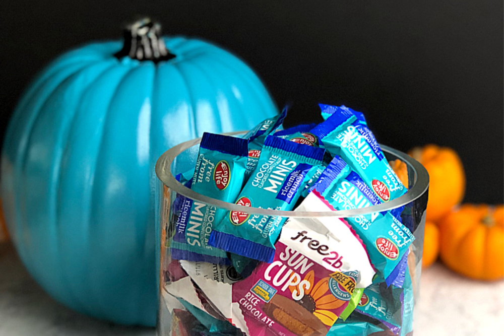 Teal Pumpkin Project header