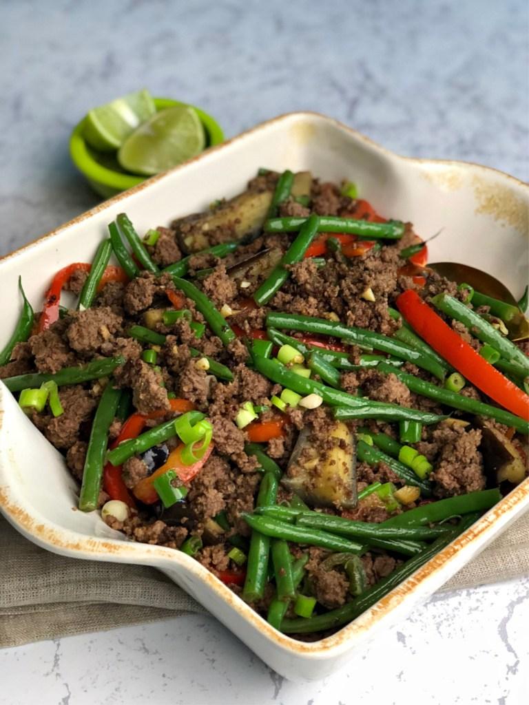 Thai Beef Stir-fry 1